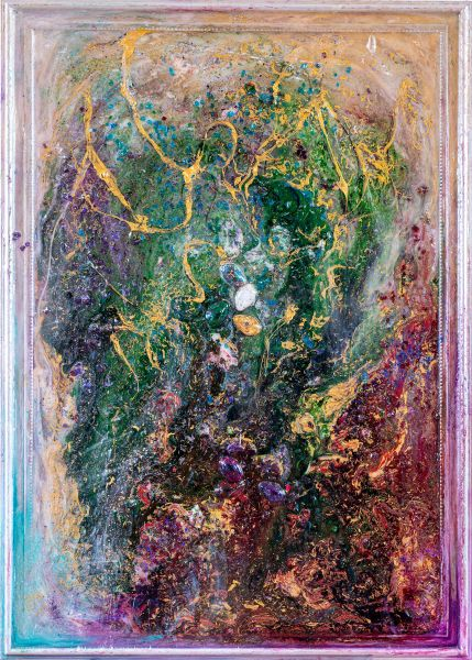 Die 7 Erzengel - 70 x 100 cm