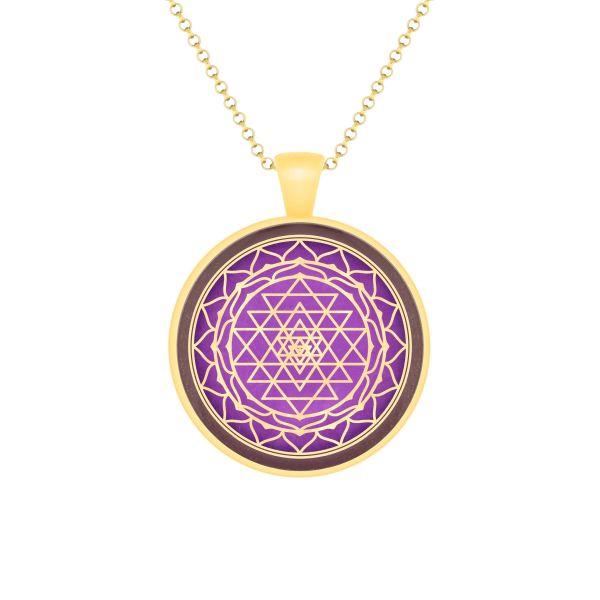 Prana Amulett Shri Yantra
