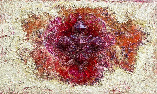 Erzengel Uriel - 150 cm x 90 cm