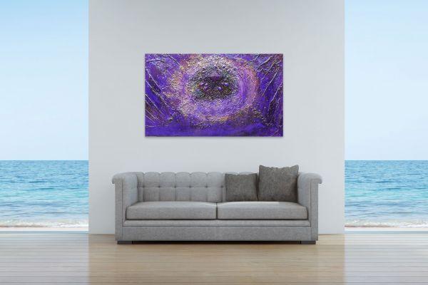 Zadkiels Universe - 150 x 90 cm