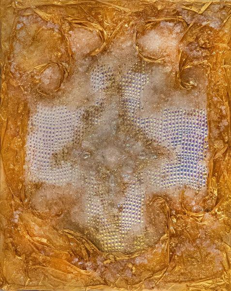 Metatron's Herz - 70 x 100 cm