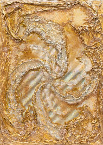 Erzengel Metatron - 70 x 100 cm