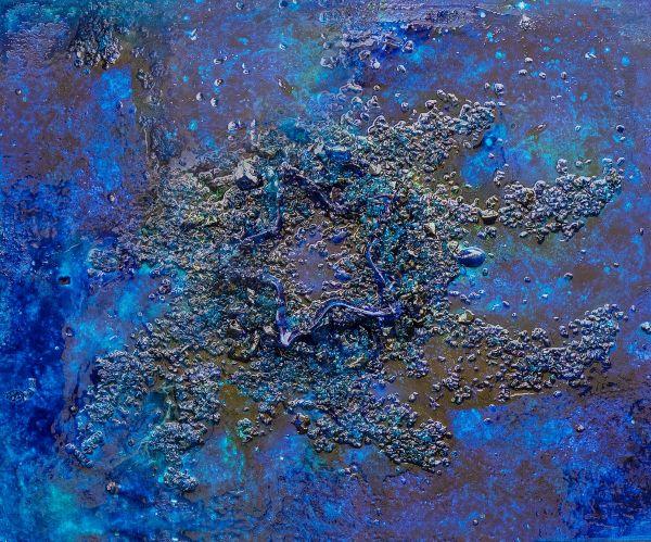 Michael's Stern - 90 x 70 cm