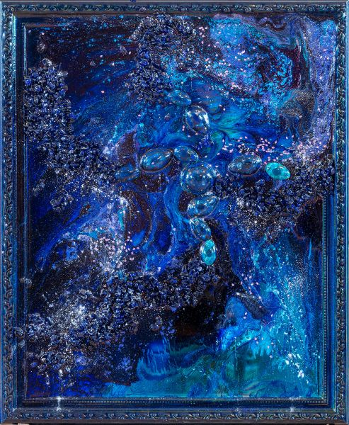 Michael Mirror - 45 x 55 cm