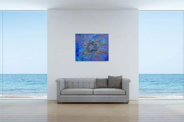 Michael's Stern 90 x 70 cm