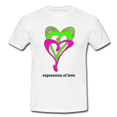 Energy Shirt - Herzensliebe - Herren