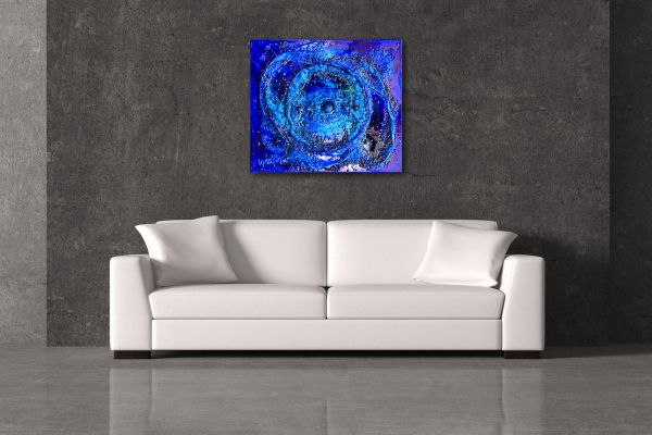 Intuition 70 x 90 cm