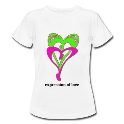 Energy Shirt - Herzensliebe - Ladyfit