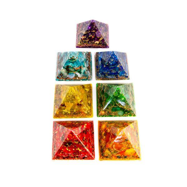 Pranakristall® Regenbogen Kollektion