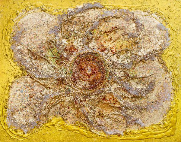 Auge des Metatron - 90 x 70 cm
