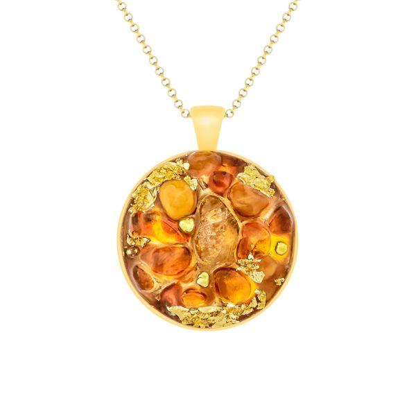 Prana Amulett Sonnenkraft